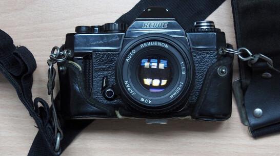 В Воронежской области школьников бесплатно научат фотографии