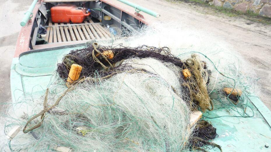 Павловские рыбинспекторы и «честные рыбаки» открыли сезон охоты на браконьеров