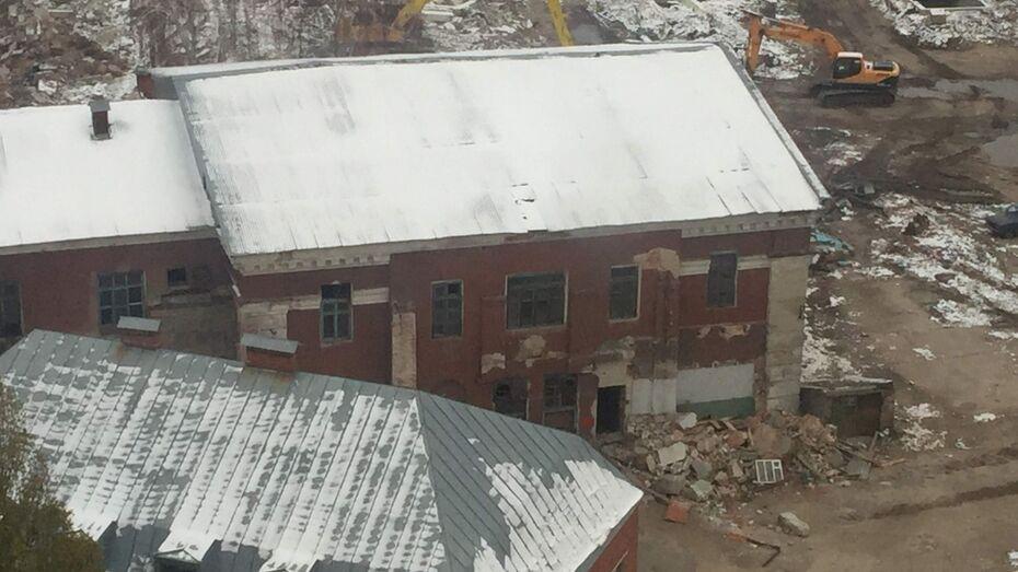 Воронежцы сообщили о вероятном сносе одной из старейших церквей города