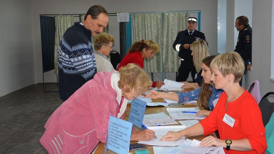 В Поворинском районе в райсовет выбрали 24 депутата