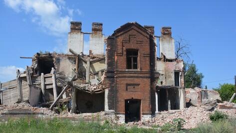 В Поворино из 23 ветхих и аварийных домов снесут 6