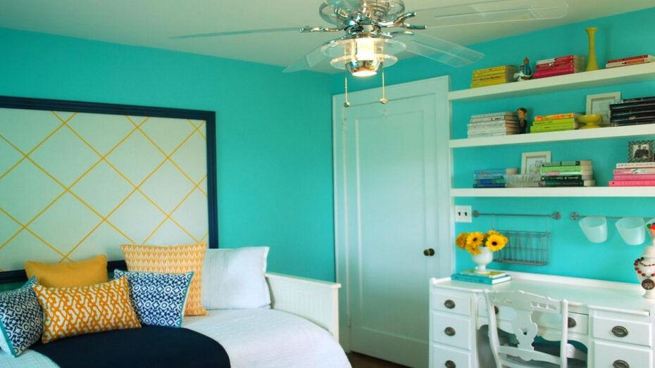 Яркие краски. Как не ошибиться в выборе цветов для интерьера квартиры