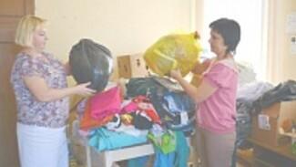В Острогожск приехали 237 временных переселенцев с Украины