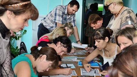 В Борисоглебск прибыли 23 жителя Луганской области