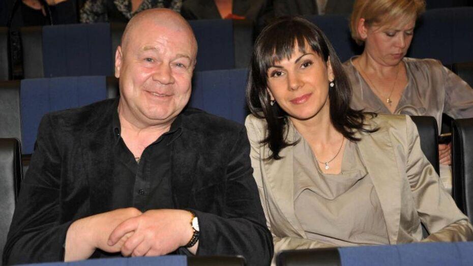 Воронежский актер Сергей Селин женился в День святого Валентина