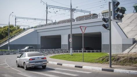В Лисках сломались 13 светофоров на выезде из автодорожного тоннеля