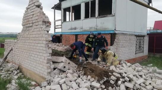 Губернатор Воронежской области выразил соболезнования родителям погибших под завалом детей