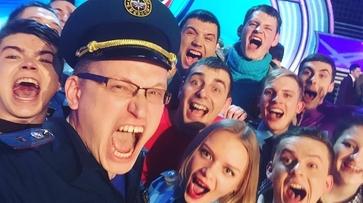 Команда воронежских спасателей сыграла в Премьер-лиге КВН