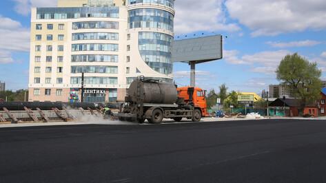 Маршрутки по виадуку у «Работницы» в Воронеже пустят после открытия технического движения