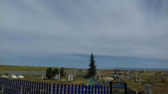 В россошанском селе Александровка активисты благоустроили кладбище
