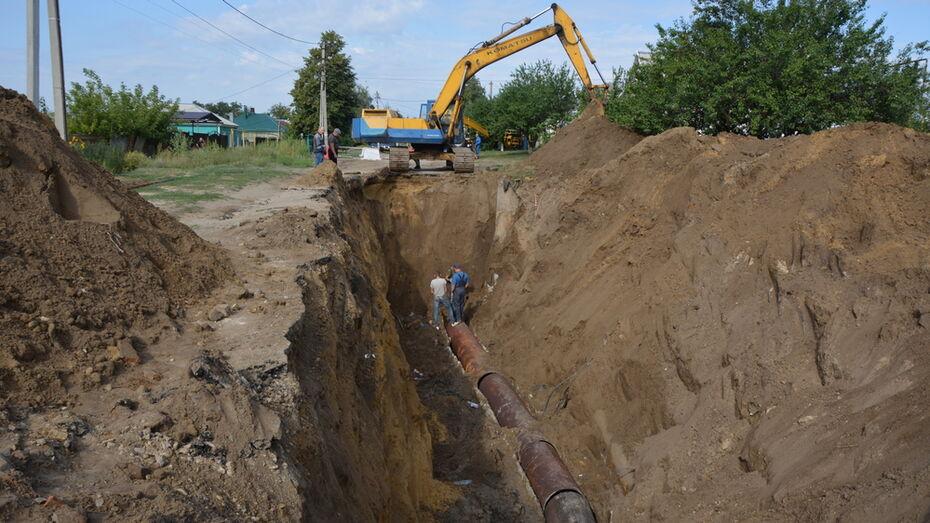 Коммунальщики не смогли назвать сроки восстановления водоснабжения в воронежском райцентре
