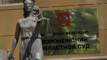 Руководство Воронежского облсуда подало в отставку