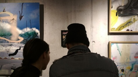 Работы воронежских художников оценили в 4 тыс евро на аукционе VLADEY