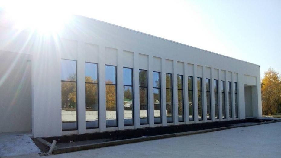 Строительство воронежского крематория вышло на финишную прямую