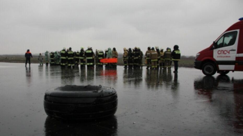 МЧС: жители Воронежской области в разбившемся Boeing отсутствовали
