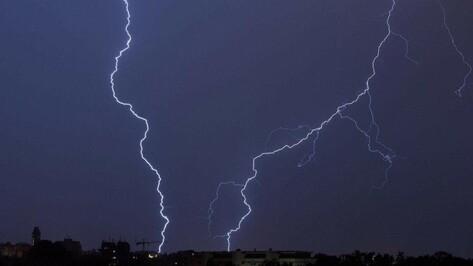 В Воронежской области объявили срочное штормовое предупреждение
