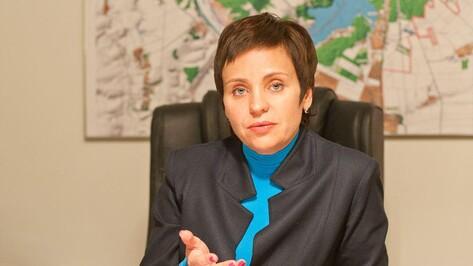 Главным архитектором Воронежской области стала Марина Ракова