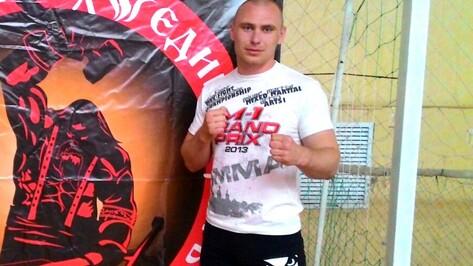 Семилукский боец победил в межрегиональном турнире по смешанным единоборствам