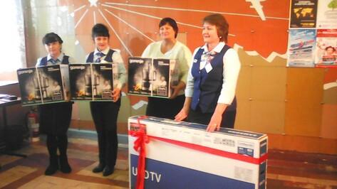 В Воронежской области продавцу лотерейного билета на 506 млн рублей достался телевизор