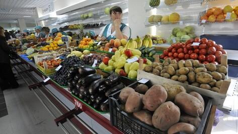 В Воронежской области продукты подорожали на 11,3% с начала года