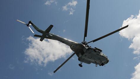 На полигонах в Воронежской области появятся вертодромы