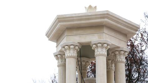 Завершить работы в воронежском парке «Орленок» запланировали к началу лета