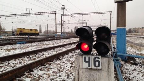 Родственники попавшего под поезд воронежского механизатора получили 1 млн рублей