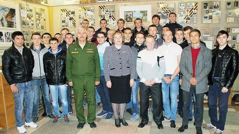 Из Таловского района служить в армию уйдут 36 парней
