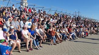 Трансляцию матча Россия – Уругвай на Адмиралтейской площади увидели 2,5 тыс воронежцев