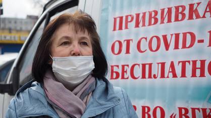 От коронавируса привили половину взрослого населения Воронежской области
