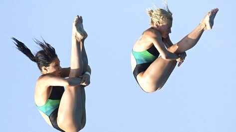 Наталья Гончарова завоевала очередную медаль мировой серии по прыжкам в воду