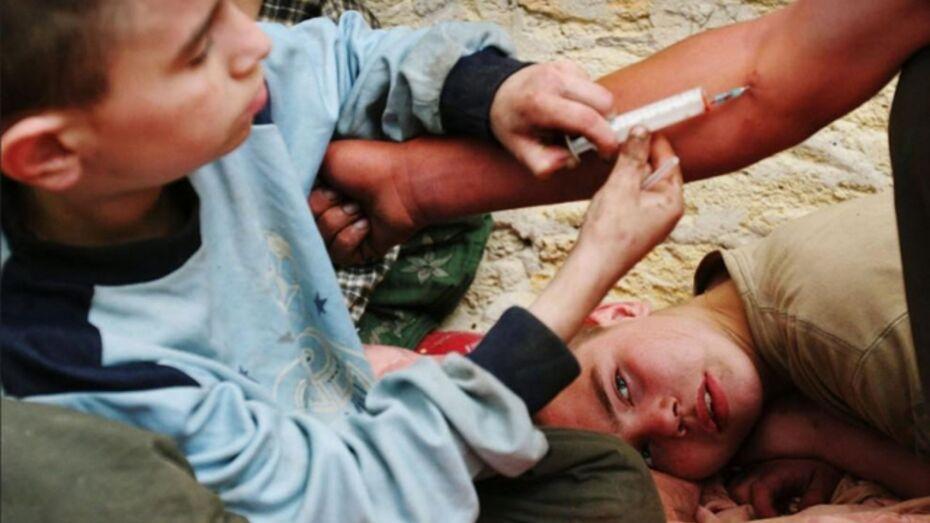 Подростков-наркоманов в Воронежской области стало меньше