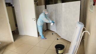 Суточная заболеваемость ковидом продолжила неуклонно снижаться в Воронежской области