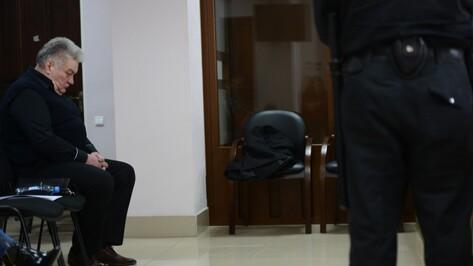 Суд рассмотрит вопрос о свободе для экс-главы управления дорог Воронежской области 7 июля