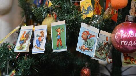 В Верхнемамонском районе стартовал «Новогодний маршрут добра и чудес»