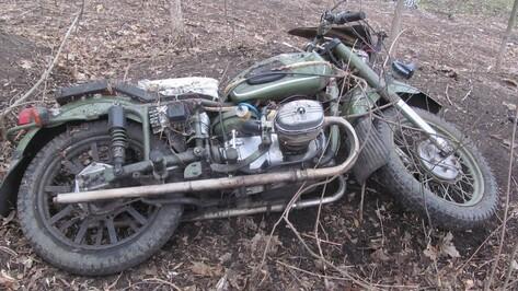 В Таловском районе в ДТП погиб студент-мотоциклист