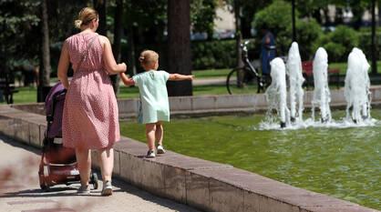 Жаркая погода сохранится в Воронеже в выходные