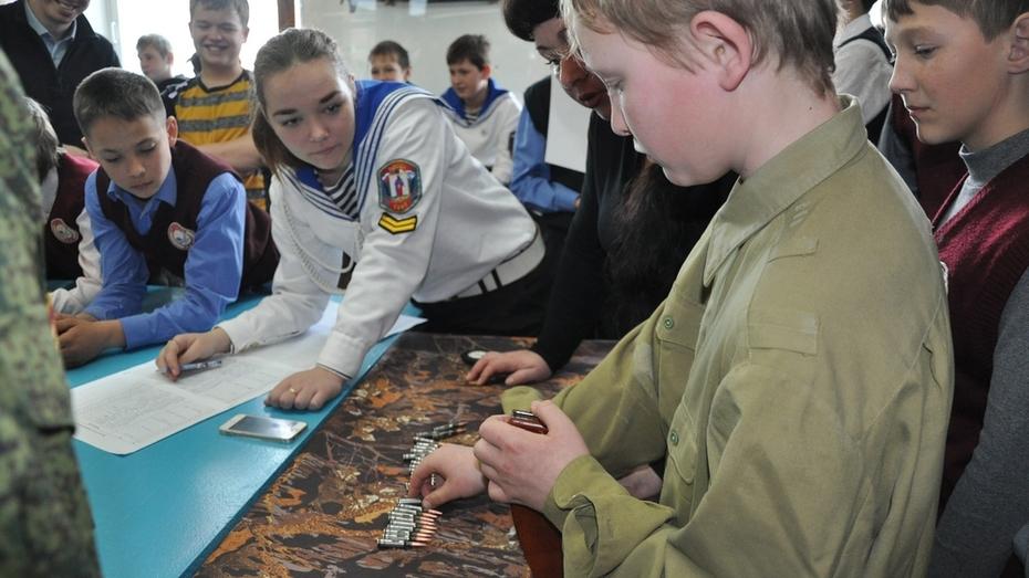 В Павловске прошел районный слет мальчишек «ГТО!»