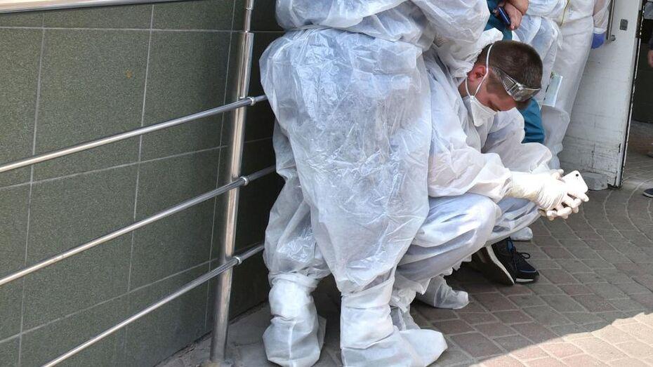 COVID-19 диагностировали у 304 воронежцев за сутки