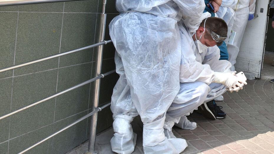 Более 170 воронежцев заразились COVID-19 за сутки