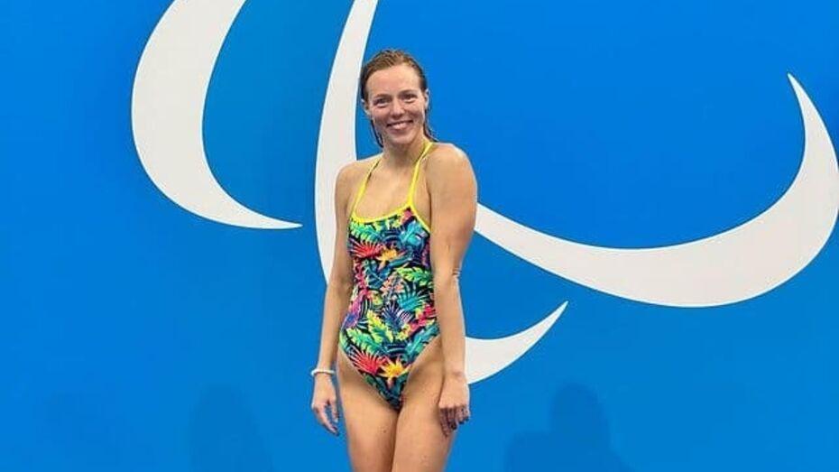 Воронежская спортсменка завоевала «золото» Паралимпиады