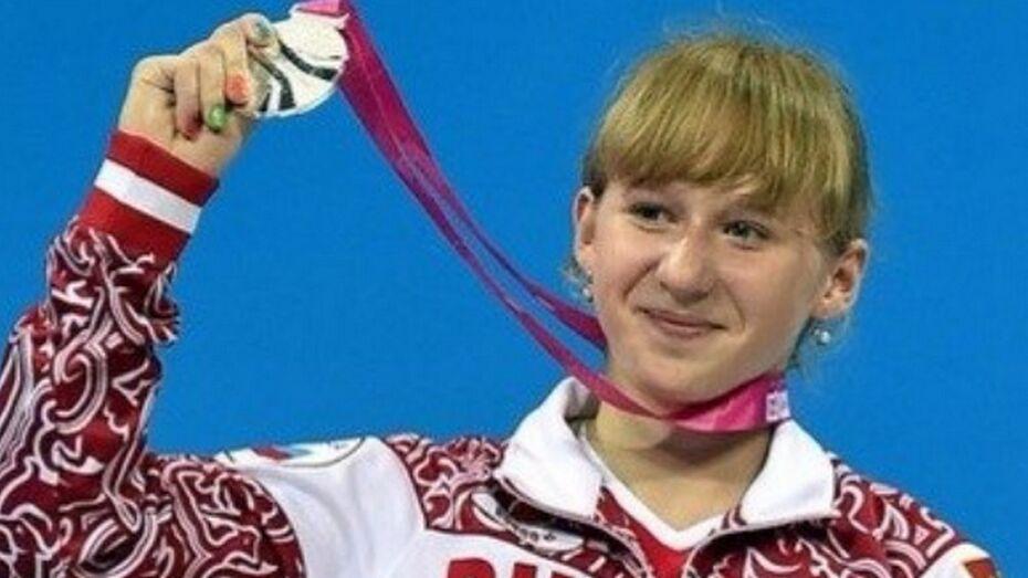 Штангистка из Россоши Анастасия Петрова победила на первенстве России