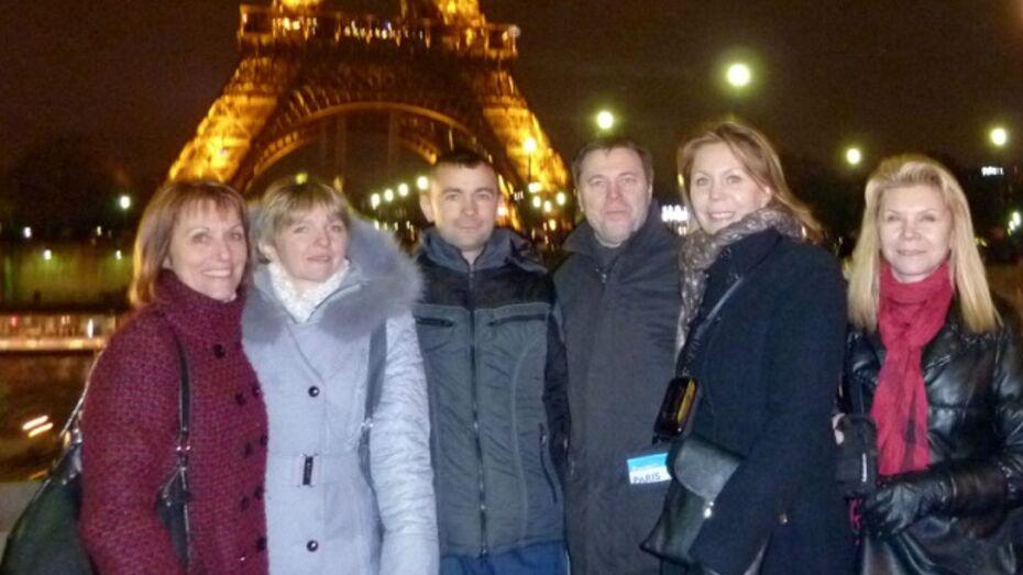 Жители Нижнедевицкого района нашли французских родственников в интернете