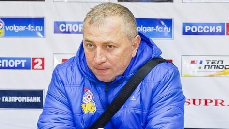 На пост главного тренера воронежского «Факела» прочат Хазрета Дышекова