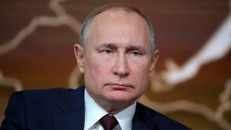Владимир Путин заявил о необходимости увеличить таможенные пошлины на вывоз
