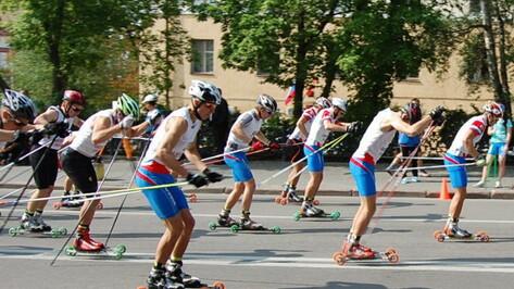 В Воронеже пройдет чемпионат России по лыжероллерам