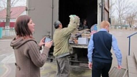 В Павловском районе собрали три с половиной тонны макулатуры