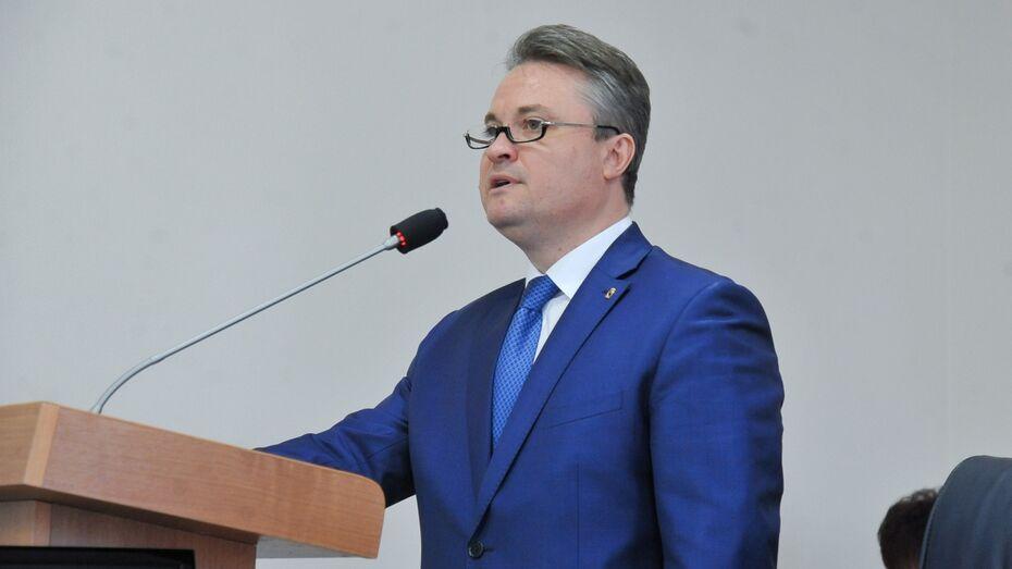 Вадим Кстенин официально стал главой Воронежа