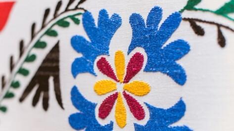 Выставка вышивок в Воронеже откроется показом мод