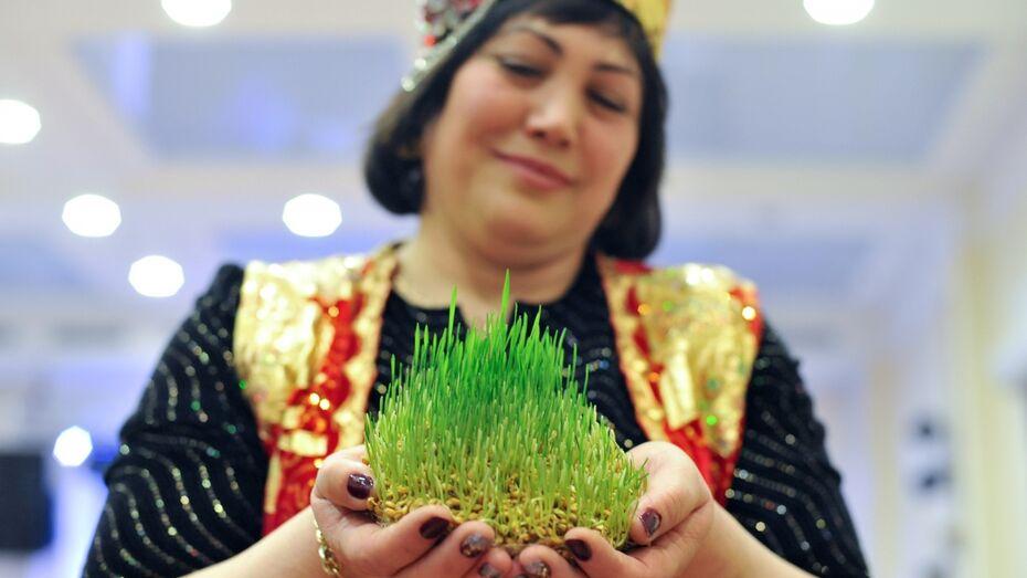 Воронежские узбеки впервые отпраздновали Новруз